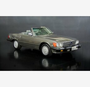 1986 Mercedes-Benz 560SL for sale 101078421