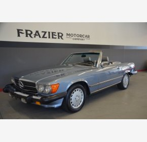 1986 Mercedes-Benz 560SL for sale 101103342