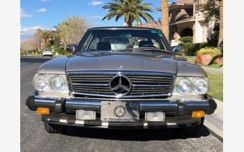 1986 Mercedes-Benz 560SL for sale 101111033