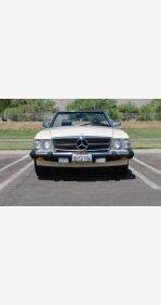 1986 Mercedes-Benz 560SL for sale 101141540