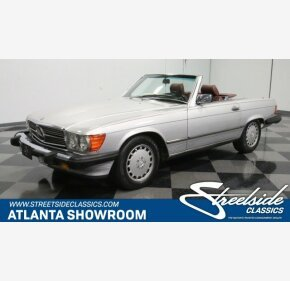 1986 Mercedes-Benz 560SL for sale 101141630