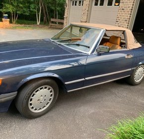 1986 Mercedes-Benz 560SL for sale 101155268