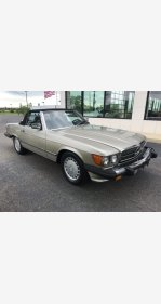 1986 Mercedes-Benz 560SL for sale 101177095