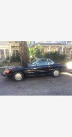 1986 Mercedes-Benz 560SL for sale 101205544