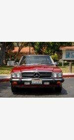 1986 Mercedes-Benz 560SL for sale 101206374