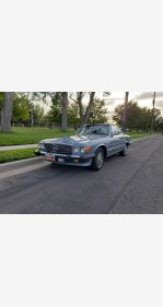 1986 Mercedes-Benz 560SL for sale 101221893