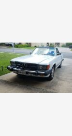 1986 Mercedes-Benz 560SL for sale 101259602