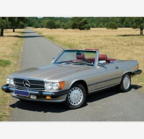 1986 Mercedes-Benz 560SL for sale 101282298