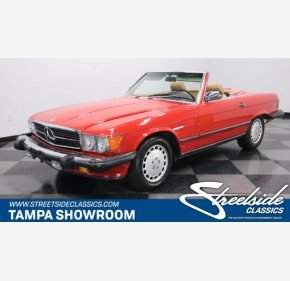 1986 Mercedes-Benz 560SL for sale 101285835