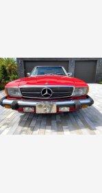 1986 Mercedes-Benz 560SL for sale 101326546