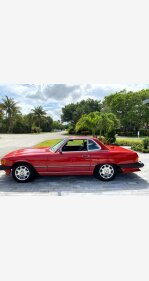 1986 Mercedes-Benz 560SL for sale 101326546