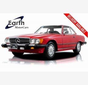 1986 Mercedes-Benz 560SL for sale 101328959