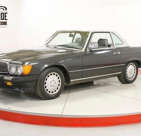 1986 Mercedes-Benz 560SL for sale 101338016