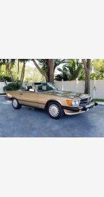 1986 Mercedes-Benz 560SL for sale 101339080