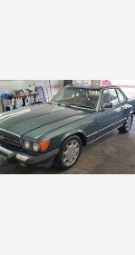 1986 Mercedes-Benz 560SL for sale 101345487