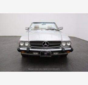 1986 Mercedes-Benz 560SL for sale 101349884