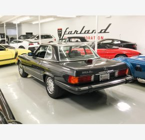 1986 Mercedes-Benz 560SL for sale 101356325