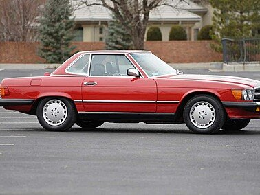 1986 Mercedes-Benz 560SL for sale 101356328