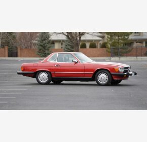 1986 Mercedes-Benz 560SL for sale 101356328