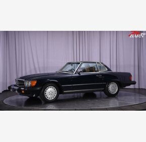 1986 Mercedes-Benz 560SL for sale 101357035