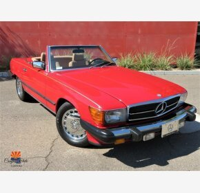 1986 Mercedes-Benz 560SL for sale 101359116