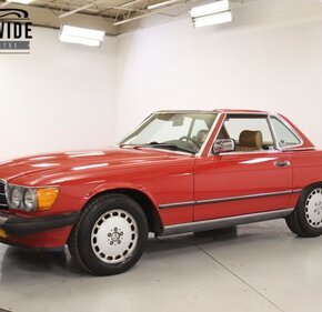 1986 Mercedes-Benz 560SL for sale 101359336