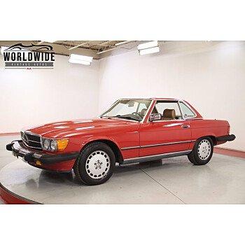 1986 Mercedes-Benz 560SL for sale 101359336