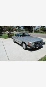 1986 Mercedes-Benz 560SL for sale 101360918