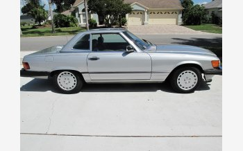 1986 Mercedes-Benz 560SL for sale 101360918