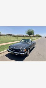 1986 Mercedes-Benz 560SL for sale 101386882