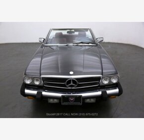 1986 Mercedes-Benz 560SL for sale 101391774