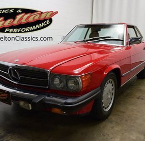 1986 Mercedes-Benz 560SL for sale 101405309