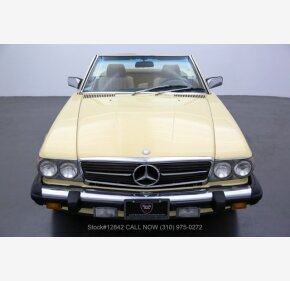 1986 Mercedes-Benz 560SL for sale 101413627