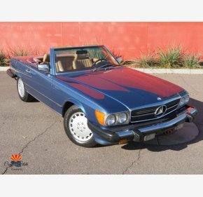 1986 Mercedes-Benz 560SL for sale 101459159
