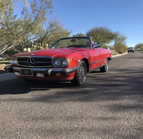 1986 Mercedes-Benz 560SL for sale 101465555