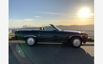1986 Mercedes-Benz 560SL for sale 101475527