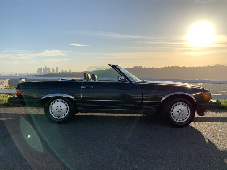 1986 Mercedes-Benz 560SL for sale 101475527