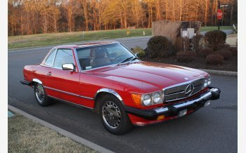 1986 Mercedes-Benz 560SL for sale 101483957