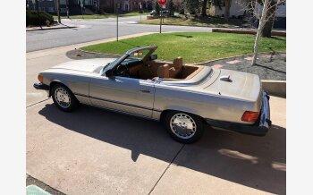 1986 Mercedes-Benz 560SL for sale 101489466