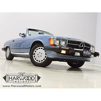1986 Mercedes-Benz 560SL for sale 101532581