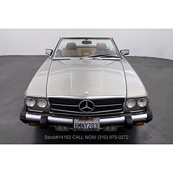 1986 Mercedes-Benz 560SL for sale 101576084