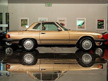 1986 Mercedes-Benz 560SL for sale 101580580