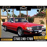 1986 Mercedes-Benz 560SL for sale 101591666