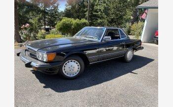 1986 Mercedes-Benz 560SL for sale 101598248