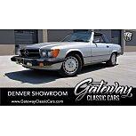 1986 Mercedes-Benz 560SL for sale 101622021