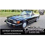 1986 Mercedes-Benz 560SL for sale 101627508