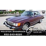 1986 Mercedes-Benz 560SL for sale 101628923