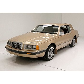 1986 Mercury Cougar Coupe for sale 101076618