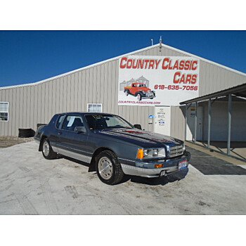1986 Mercury Cougar for sale 101440963