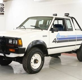 1986 Nissan Pickup 4x4 King Cab for sale 101245037